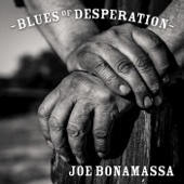 Joe Bonamassa - Blues of Desperation  artwork