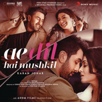 Free Download Pritam Ae Dil Hai Mushkil (Original Motion Picture Soundtrack) - EP Mp3