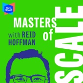 WaitWhat - Masters of Scale with Reid Hoffman アートワーク