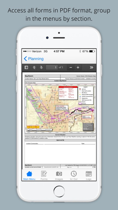 Incident Action Plan on the App Store - incident action plan
