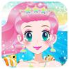 liu xian - ラブリーマーメイド - 女の子のためのゲーム アートワーク