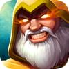 Real Fighting, LLC - DoomKeeper - 光と闇 Pro アートワーク