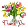 Kruti Viradiya - Animated Sorry & Thank You & Miss You GIF Stickers アートワーク