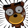 KAZUFUMI SHIMAMOTO - Beb 4 animation Stickers アートワーク