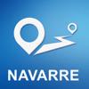 Siarhei Zaturanau - ナハラ、スヘイン オフラインGPS ナヒケーション&地図 アートワーク