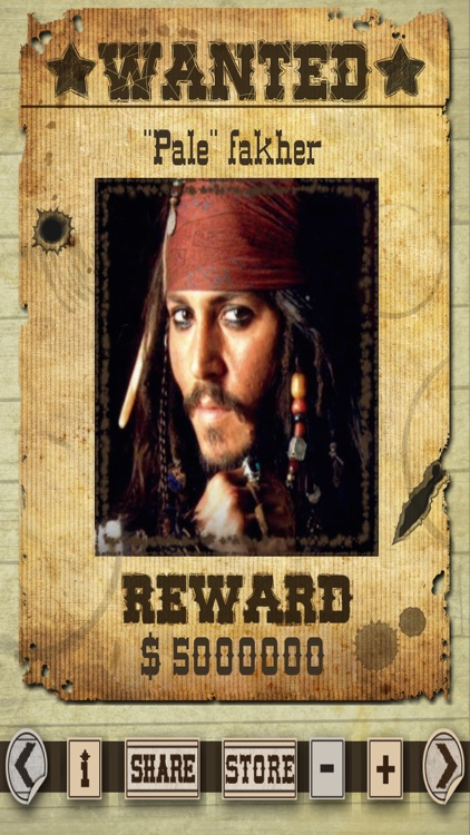 Most Wanted Poster Maker Free by Iqbal Khan