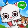 LINE Corporation - LINE 怪盗にゃんこ アートワーク