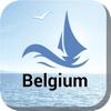 seawellsoft - Belgium boating gps : Nautical offline marine charts for cruising fishing and sailing アートワーク