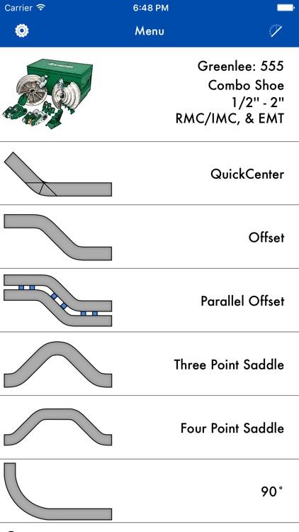 QuickBend Free Conduit Bending Calculator by Bret Hardman