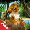 Yeisela Ordonez Vaquiro - Baby Tiger Hunter PRO アートワーク