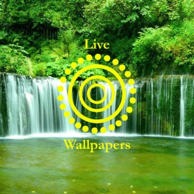 Waterfall Live Wallpapers - Animated Wallpapers For Home Screen & Lock Screen Bei Pastime Gaming