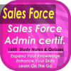 Karim SLITI - Sales Force Administrator Exam review: 1600 Notes & Quizzes (Principles, Practices & Tips) アートワーク