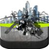 Carolina Vergara - A Big Adrenaline Sky : Propellers アートワーク
