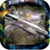 Carolina Vergara - A Battle Plane in Action : Adventure Turbines アートワーク