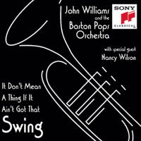 Green Eyes John Williams, Boston Pops Orchestra & Timothy Morrison