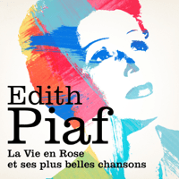 L'accordéoniste Edith Piaf