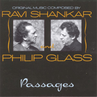 Meetings Along the Edge Ravi Shankar & Philip Glass