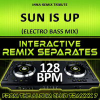 Sun Is Up (128 BPM Electro Bass Mix) DJ Dizzy