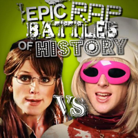 Sarah Palin vs Lady Gaga (feat. Nice Peter & Lisanova) Epic Rap Battles of History MP3