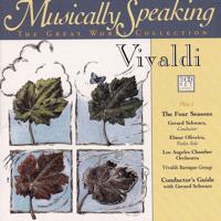 The Four Seasons - Vivaldi Violin Concerto In F Major, Op. 8, No Los Angeles Chamber Orchestra, G. Schwarz, Vivaldi Baroque Group