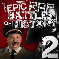 Darth Vader vs Adolf Hitler 2 Epic Rap Battles of History MP3
