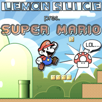 Super Mario Lemon Slice