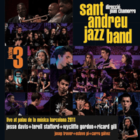 Love Is Here to Stay (feat. Magalí Datzira & Terell Stafford) Sant Andreu Jazz Band & Joan Chamorro