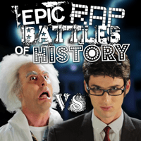 Doc Brown vs Doctor Who Epic Rap Battles of History