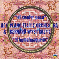 El Condor Pasa (Arreglos de Victor Langhi) Altiplano Flute Orchestra & Bernard Wystraëte