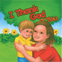 I Thank God for You Read-Along Kim Mitzo Thompson song