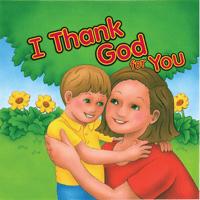 I Thank God for You Sing Along Kim Mitzo Thompson