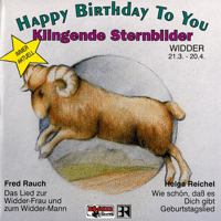 Happy Birthday to you Rebensburg Singers