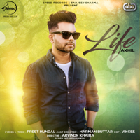 Life (with Preet Hundal) Akhil MP3