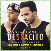 Despacito (Major Lazer & MOSKA Remix) Luis Fonsi & Daddy Yankee MP3