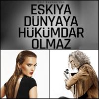 Çeşm-i Siyahım (Eşkiya Dünyaya Hükümdar Olmaz Orijinal Dizi Müzikleri) Demet Akalın & Ahmet Aslan