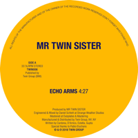 Echo Arms Mr Twin Sister