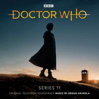 Doctor Who Series 11 Opening Titles Segun Akinola