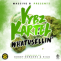 Free Download Vybz Kartel WHATUSELLIN' Mp3