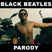 Black Beatles Parody Bart Baker