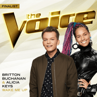 Wake Me Up (The Voice Performance) Britton Buchanan & Alicia Keys MP3
