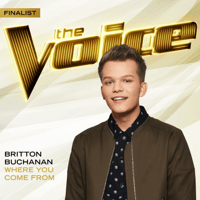 Where You Come From (The Voice Performance) Britton Buchanan
