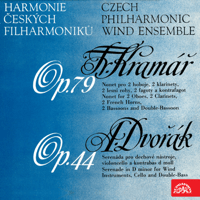 Serenade for Wind Instruments in D Minor, Op. 44, B. 77: III. Andante con moto Czech Philharmonic Chamber Ensemble