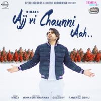 Ajj Vi Chaunni Aah (with Gold Boy) Ninja song