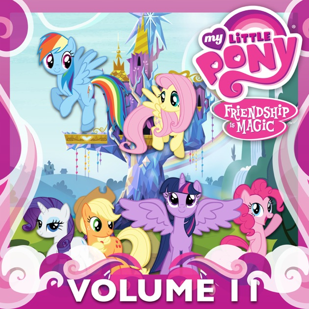 Equestria Girls All Characters Wallpaper My Little Pony Friendship Is Magic Vol 11 On Itunes