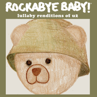 With Or Without You Rockabye Baby!