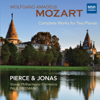 Sonata for Two Pianos in D Major, K.448: II. Andante Pierce & Jonas Piano Duo MP3