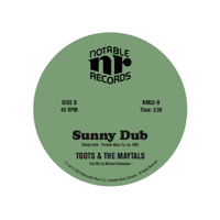 Sunny Dub Toots & The Maytals