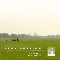 Because (Radio Edit) Alex Session song