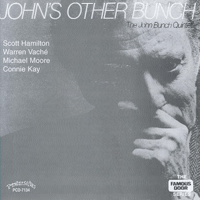 The Man I Love (feat. Scott Hamilton, Michael Moore, Connie Kay & Warren Vaché) John Bunch Quintet song