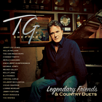 I'm Not Going Anywhere (feat. Cyrstal Gayle) T.G. Sheppard